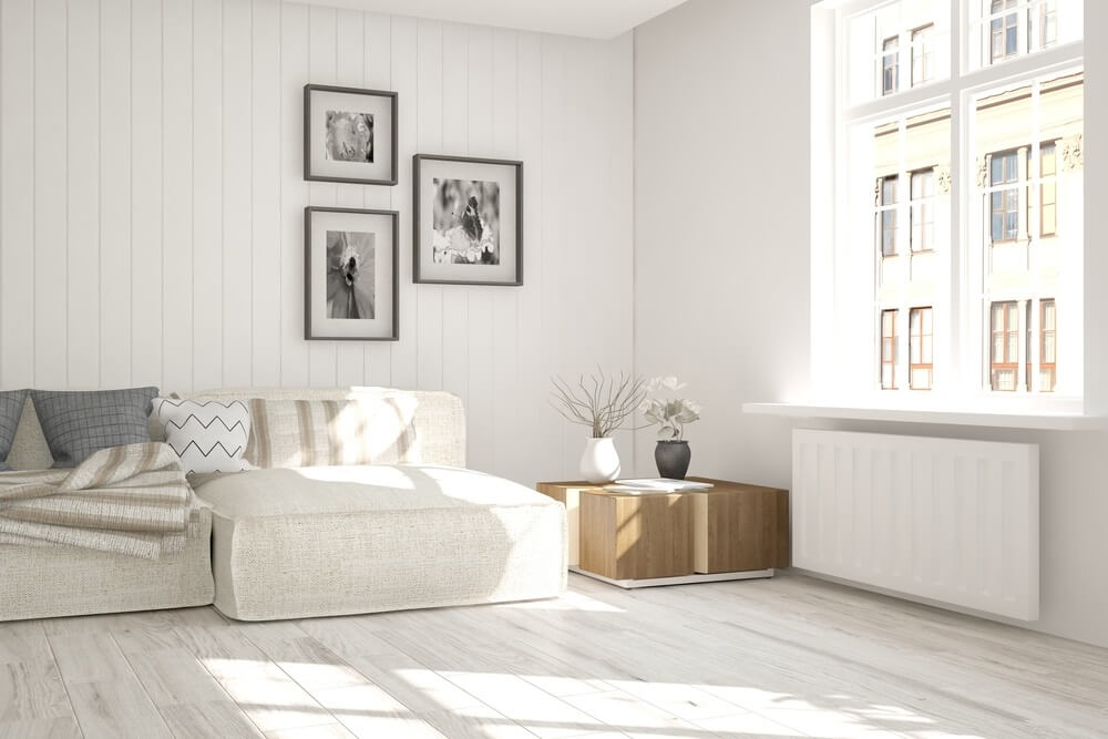 Image result for negative space in room